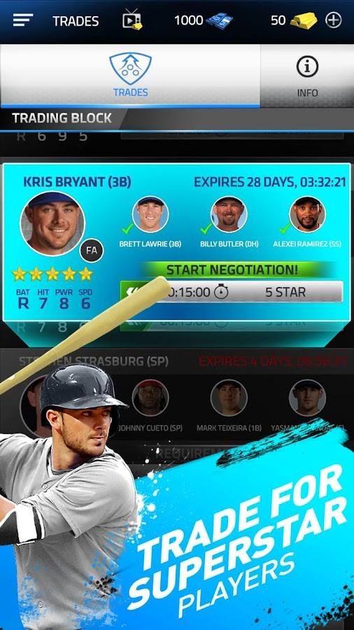 TAP SPORTS BASEBALL 2016 Screenshot 4