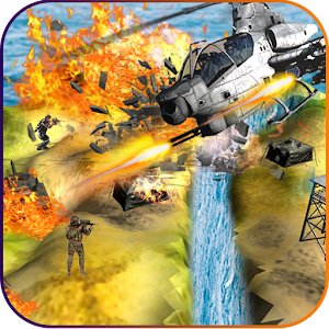 Download Gunship Helicopter Combat Strike For PC Windows and Mac