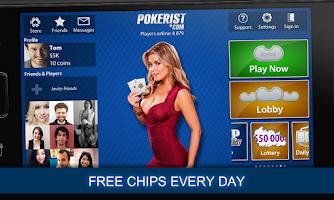 Screenshot of Texas Poker
