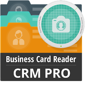 Business Card Reader - CRM Pro App