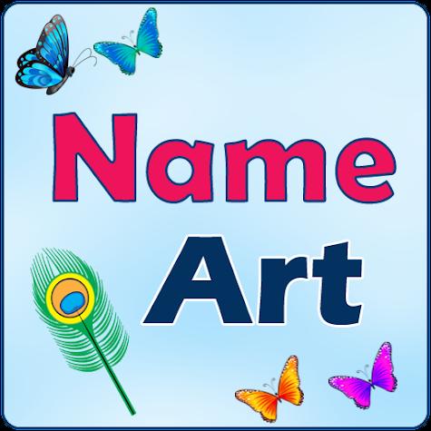 Name Art Design Screenshot