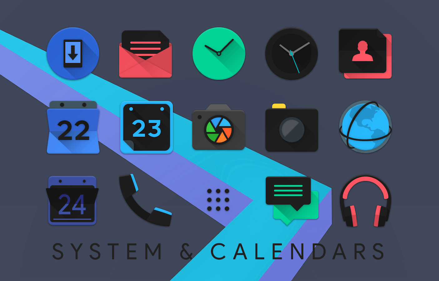 Supreme Icon Pack Screenshot 7