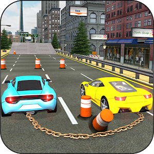 Download Chain Car 3D Race For PC Windows and Mac