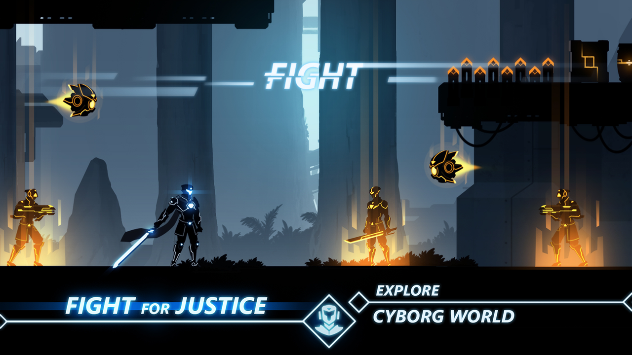 Overdrive - Ninja Shadow Revenge Screenshot 13