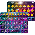 Happy Emoji Keyboard Theme APK for Bluestacks