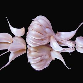 Garlicks by SANGEETA MENA  - Food & Drink Ingredients
