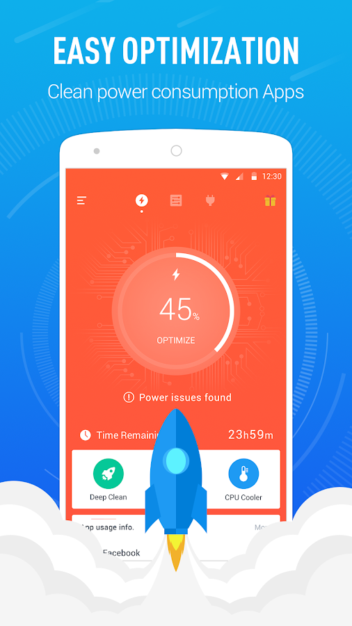 Battery Plus – Charge Boost Screenshot