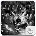 App Wild Wolf Keyboard Theme APK for Kindle