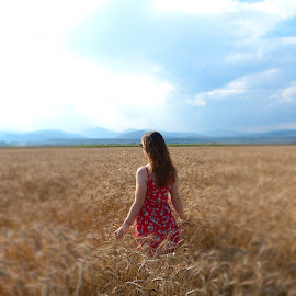 by Geo Cozma - Landscapes Prairies, Meadows & Fields
