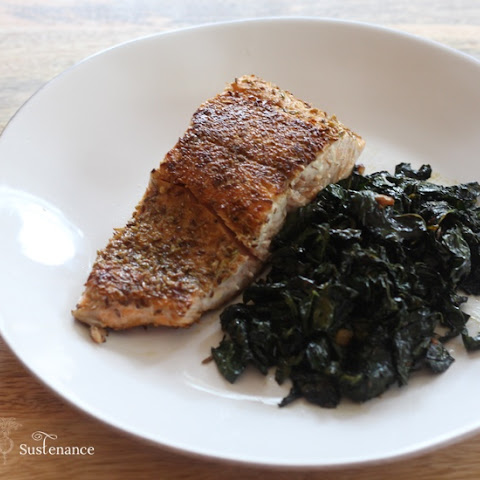 5-Ingredient Salmon Rub