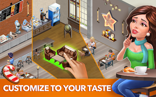 Download My Cafe: Recipes & Stories APK