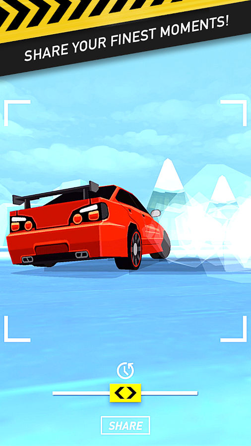 Thumb Drift - Fast & Furious One Touch Car Racing Screenshot 3