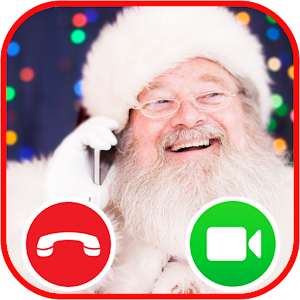 Video Call Santa Claus Christmas
