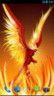Phoenix Bird Wallpapers - screenshot