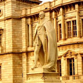 The Prince by Vikas Jorwal - Buildings & Architecture Statues & Monuments ( kolkata, victorian, victoria, heritage )