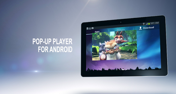 Lua Player Pro (HD POP-UP)- screenshot thumbnail