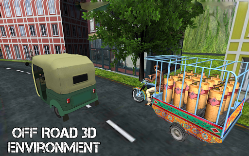 Drive Off Road Chingchi Loader - screenshot