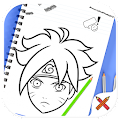 How to draw naruto ✍ APK for Bluestacks