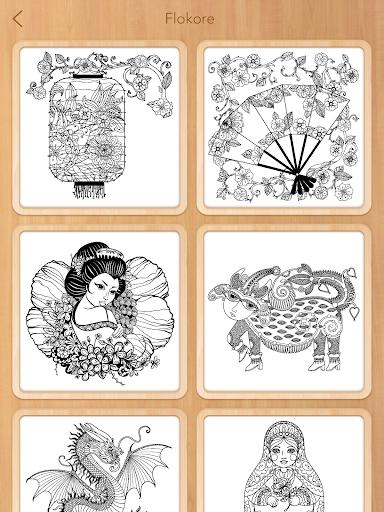 Family Coloring book - screenshot