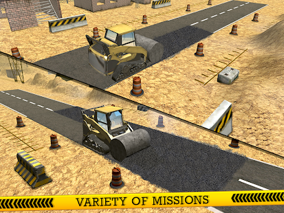 City Construction Road Builder APK for Ubuntu