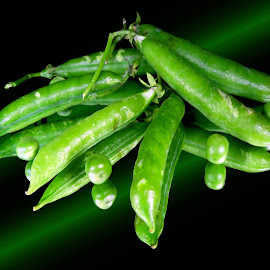 Peas by Asif Bora - Food & Drink Fruits & Vegetables