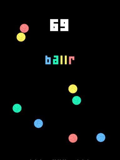 Ballr. - screenshot