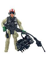 """Фигурка """"Отряд SWAT"""" Огнеметчик"""