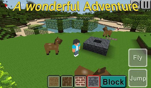 Exploration Block : 3D Craft amp Build Für PC Windows & Mac