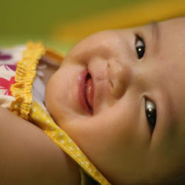 Lovely smile by Adhi Susanto - Babies & Children Babies