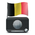 Belgium RadioPlus: Radios Belgique + Radio Belge Icon