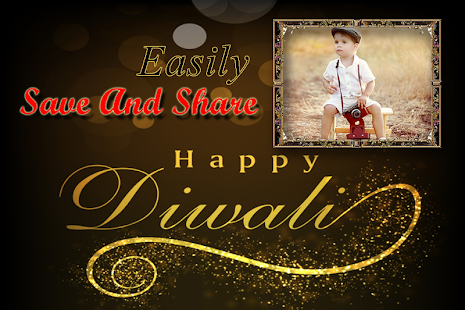 Diwali Photo Frame - screenshot