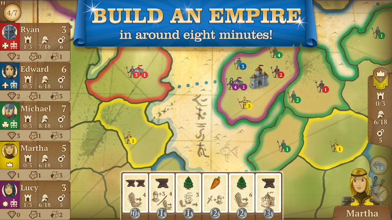 Eight-Minute Empire Screenshot 0