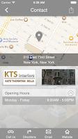Screenshot of KTS Interiors