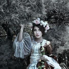 Chezzya by Catur Sulistiyanto - People Portraits of Women (  )