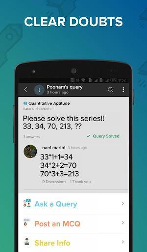 #1 Exam Preparation App: Quiz, Previous Papers, GK screenshot 3