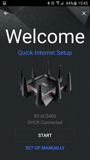 ASUS Router screenshot 8