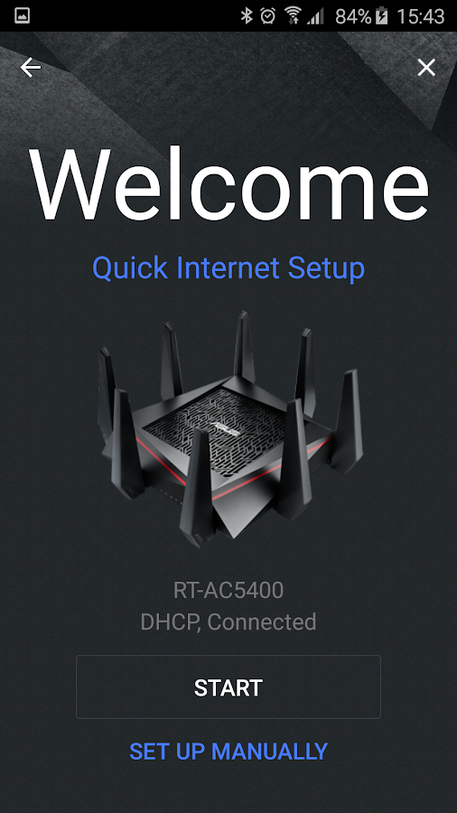 ASUS Router Screenshot 7