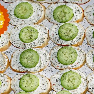 Cucumber Sandwich Egg Recipes