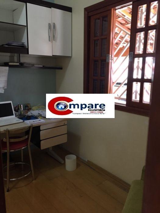 Casa 4 Dorm, Jardim São Jorge, Guarulhos (SO1296) - Foto 13