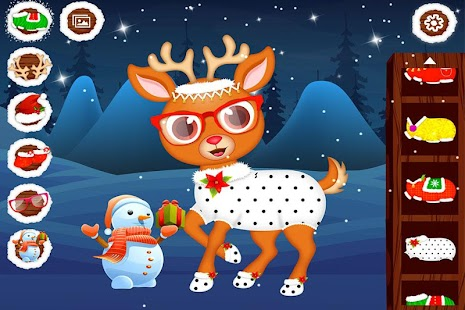 Baby Reindeer Salon - screenshot
