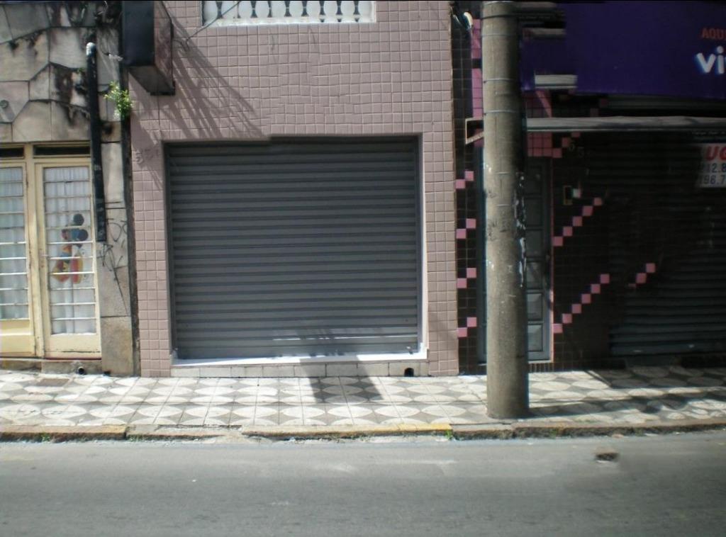Salão para alugar por R$ 1.500/mês - Vila Santa Rita - Sorocaba/SP