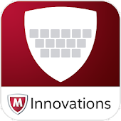 McAfee Safe Keyboard │ Privacy APK for Bluestacks