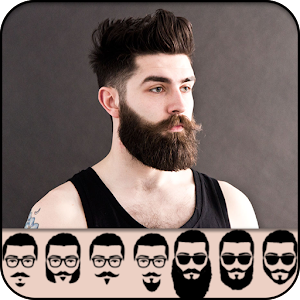 Man Mustache Beard Changer AppMarket Android Apps In Google Play - Hairstyle beard app