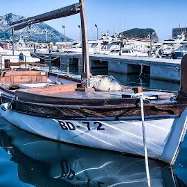 by Dragan Rakocevic - Transportation Boats