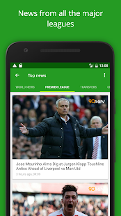 Free Download Soccer Scores - FotMob APK for Samsung