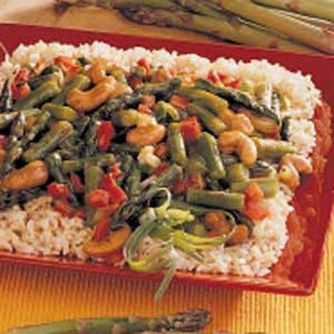 Cashew and Pork Stir-Fry Recipe | Yummly
