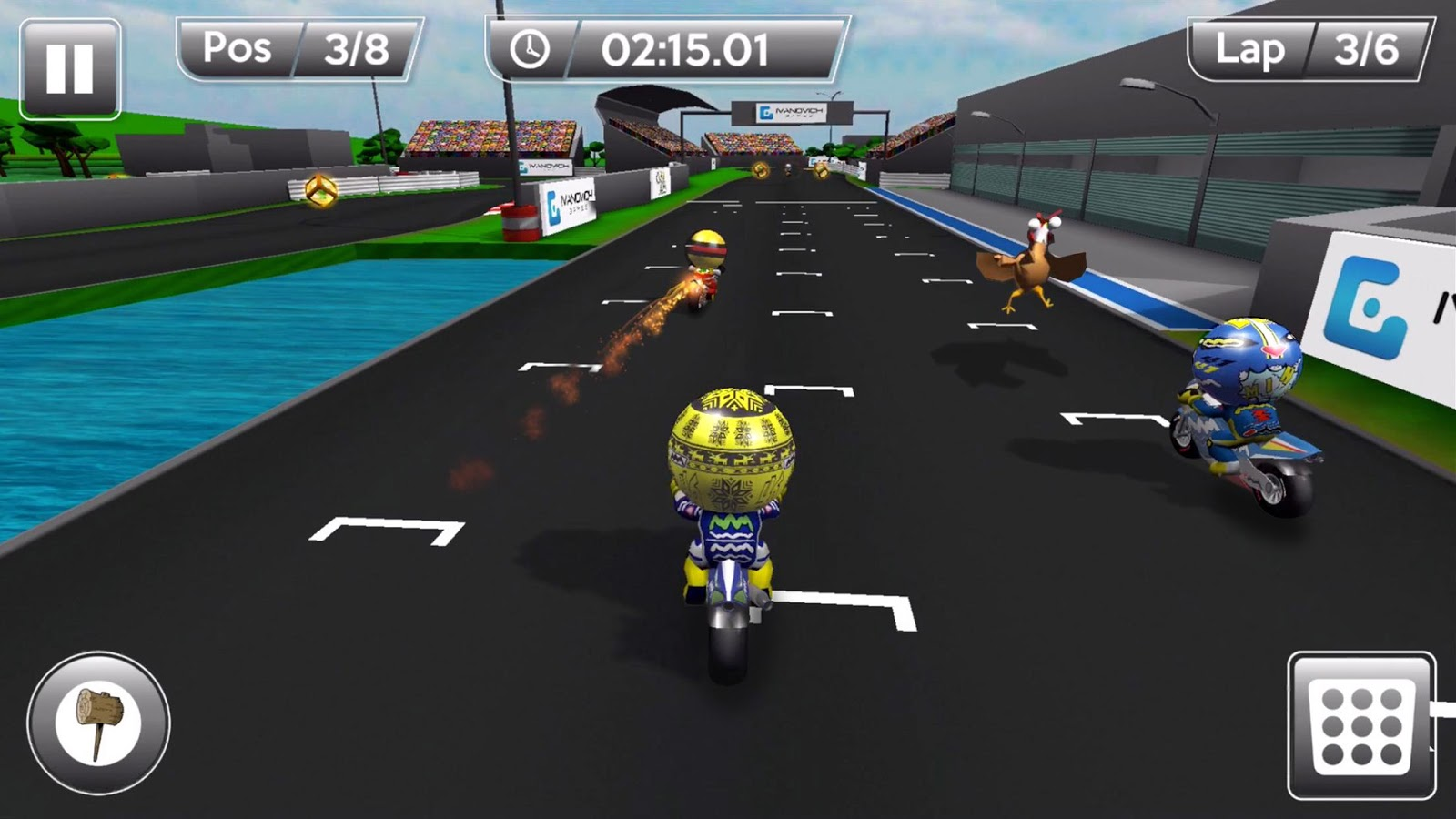 MiniBikers Screenshot 2