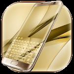Golden Theme for Galaxy Samsung S7 Edge Icon