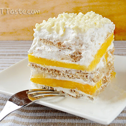 Mango Float - Filipino