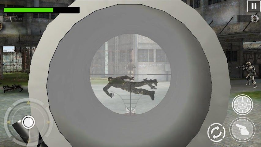 android Sniper Enemy Killer 2016 Screenshot 5
